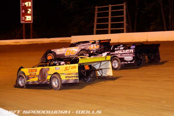 Appalachian Mountain Dirt Late Model Speedweek Super